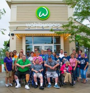 Wahlburgers group