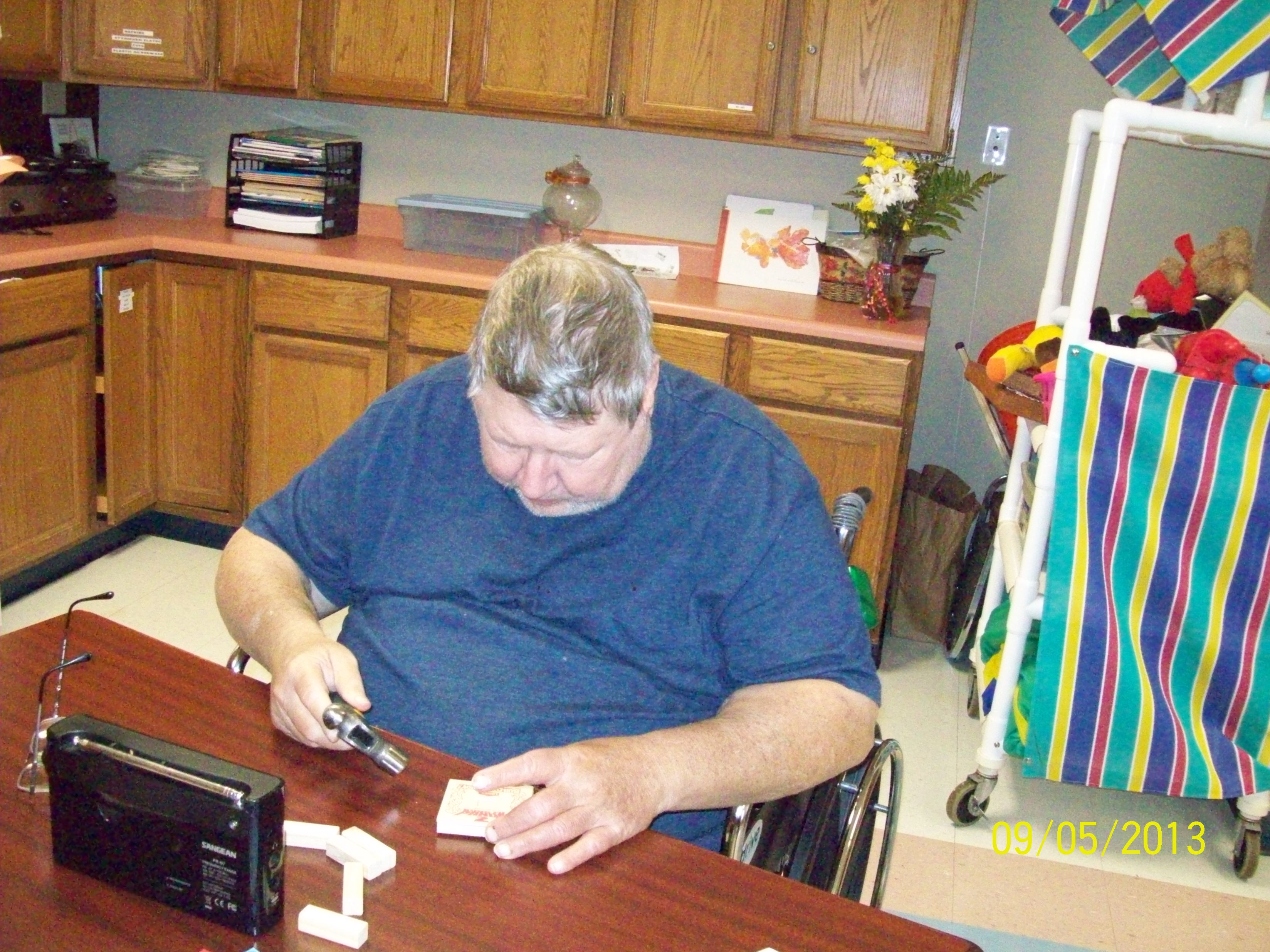 SHC of Fort Wayne residents get hands-on woodworking experience with ...