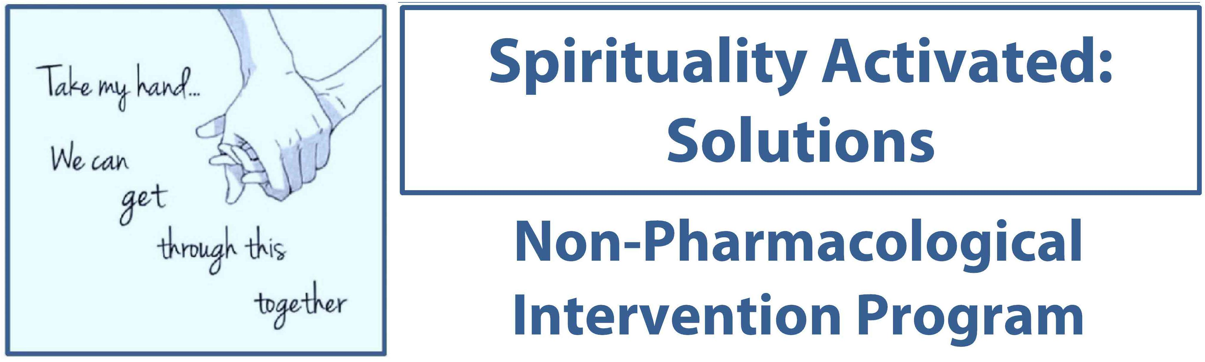 CHAPLAIN SOLUTIONS BOX - non pharmacological intervention