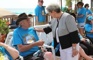 Mayor PCB with SHC Residents on vacation 5-13-15