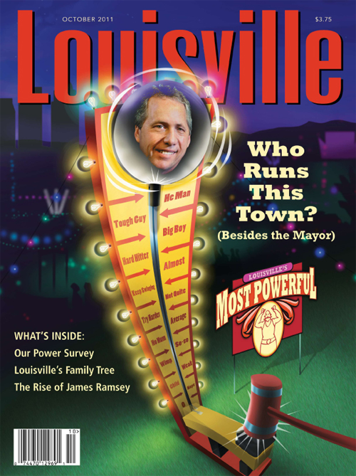Signature CEO One of Louisville's Most Powerful