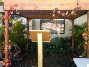 Brookwood Gardens Prayer Space in Homestead, Fl