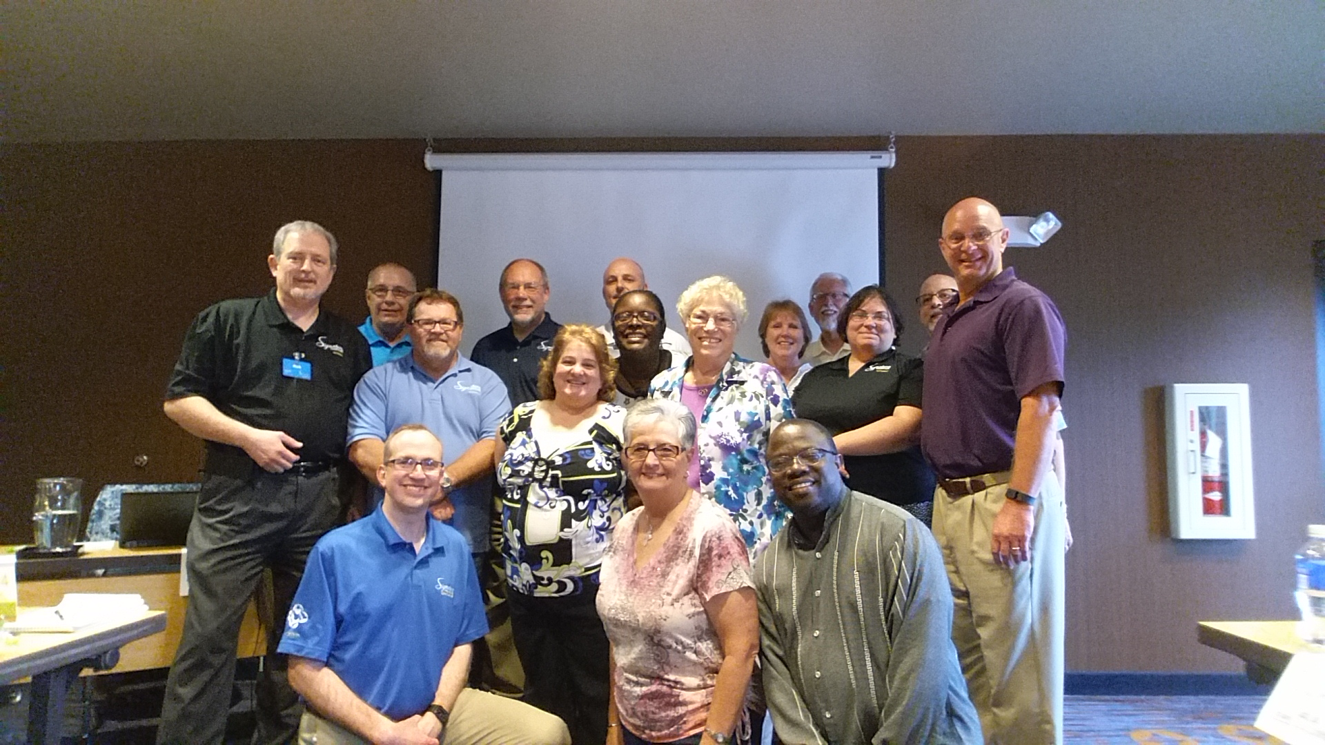IN-OH 2015 Cluster mtg