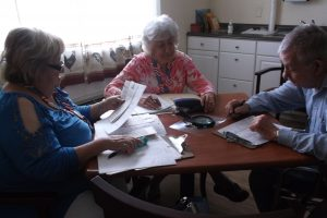Spring City resident registers to vote -1